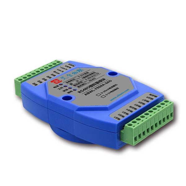 RS485模拟量输出八路模块
