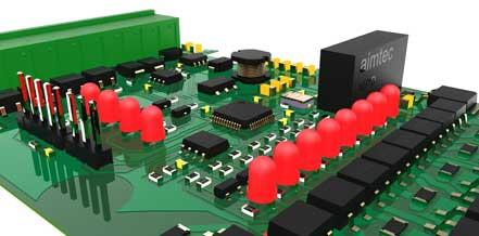 无线开关量模拟量产品案例